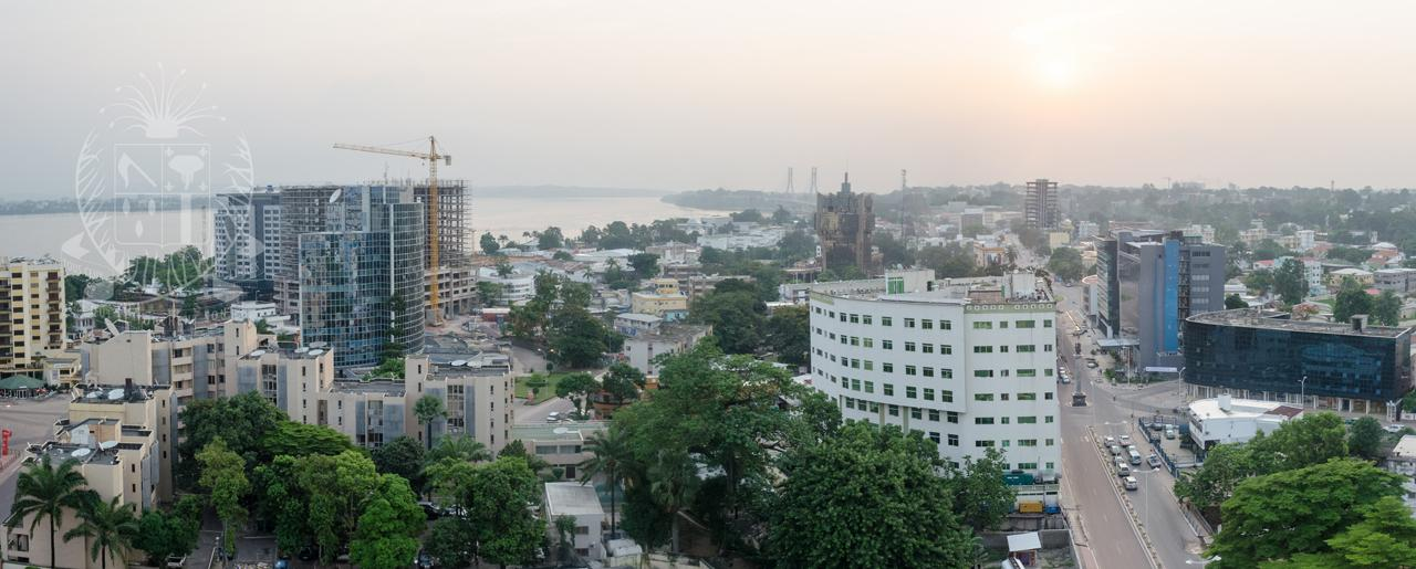 Downtown Brazzaville